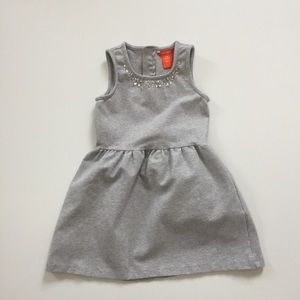 Joe fresh thick sweatshirt fabric dress